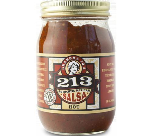213 hot salsa