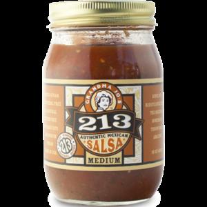 213 medium salsa