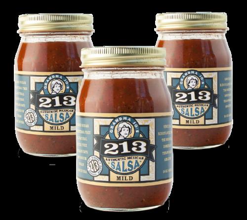 213 salsa 3 pack