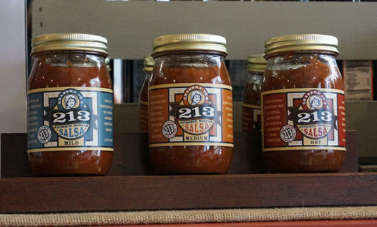 213 salsa jars store
