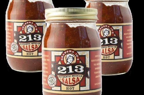 hot salsa 3 pack